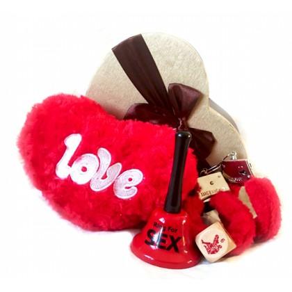 Любовна кутия за Свети Валентин